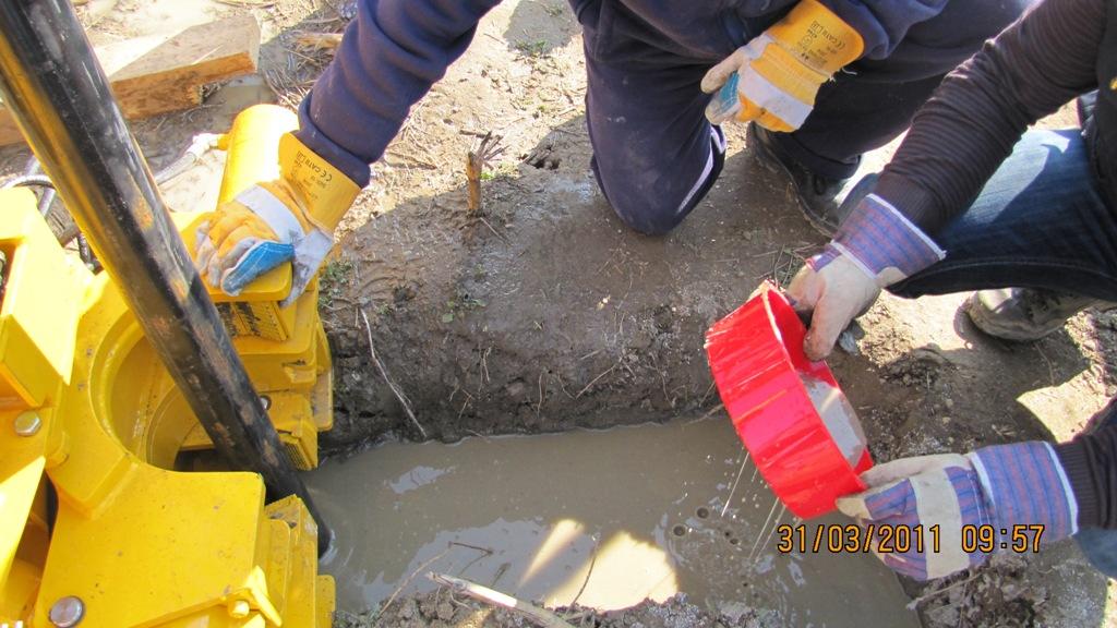 Foraj pentru apa,pompe de caldura,micropiloti